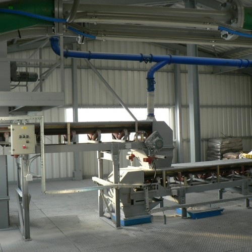 Conveyors and special equipment